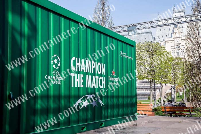 container magazin special Bihor